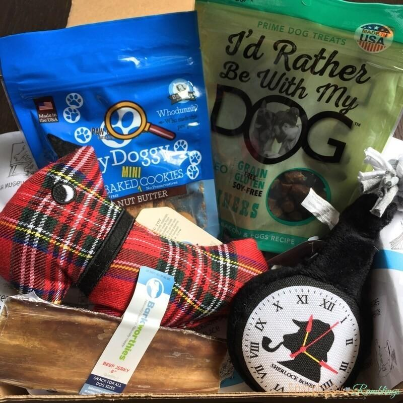 BarkBox Review + Coupon Code – March 2016