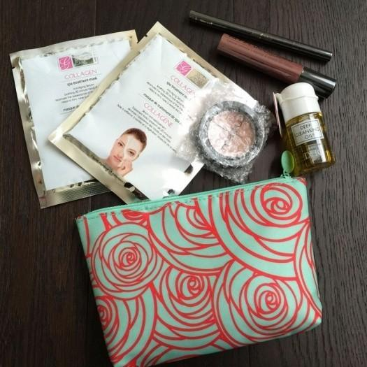 ipsy March 2016 Subscription Box Review