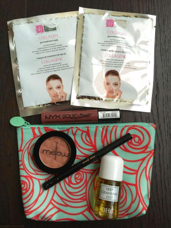 ipsy Subscription Box Review – March 2016