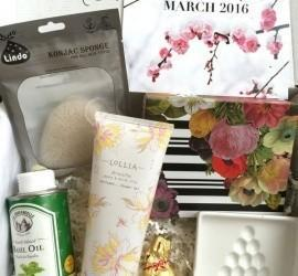 White Willow Box March 2016 Subscription Box Review