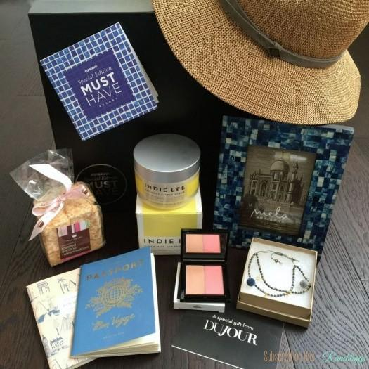 POPSUGAR Must Have 2016 Resort Limited Edition Box Review
