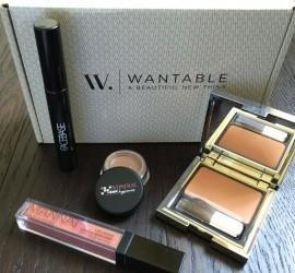 Wantable Makeup April 2016 Subscription Box Review