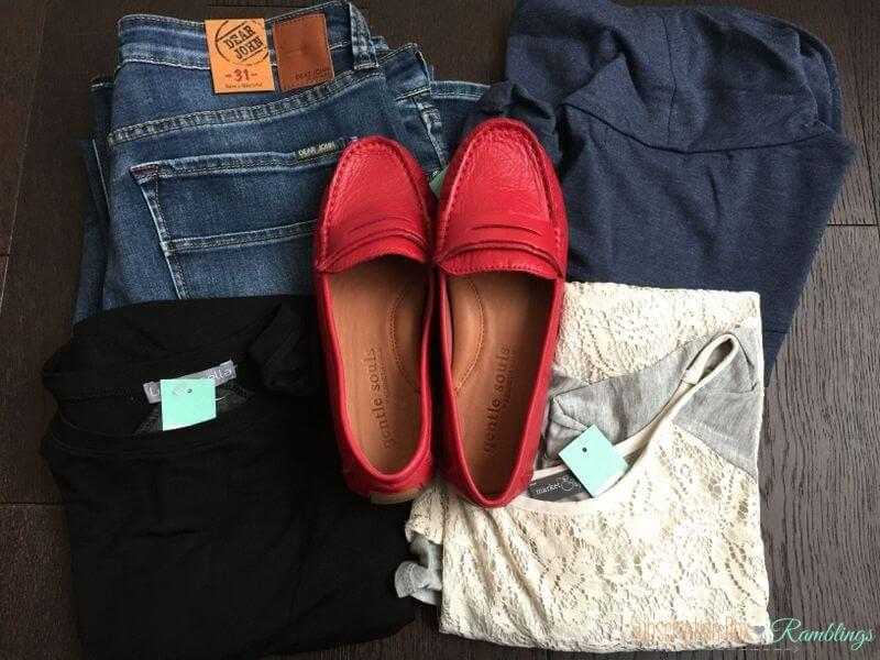Stitch Fix Review – April 2016