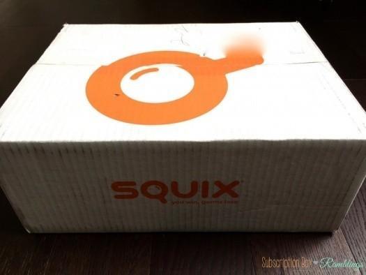SQUIX April 2016 Subscription Box Review + Coupon Codes
