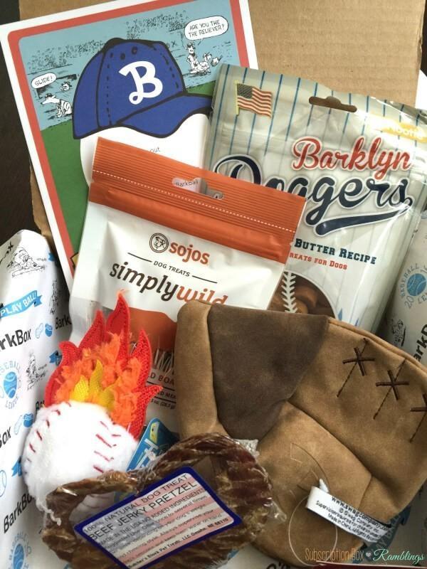 BarkBox Review + Coupon Code – April 2016