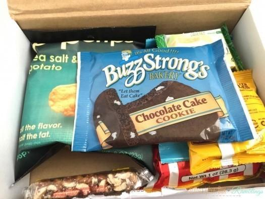 Something Snacks April 2016 Subscription Box Review