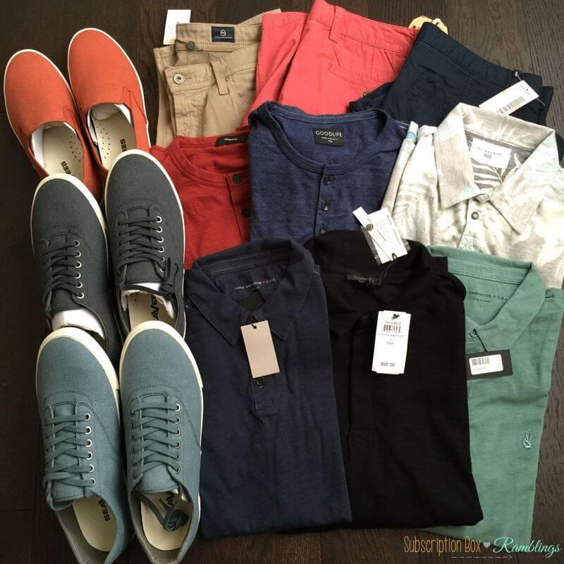 Men S Clothing Monthly Club