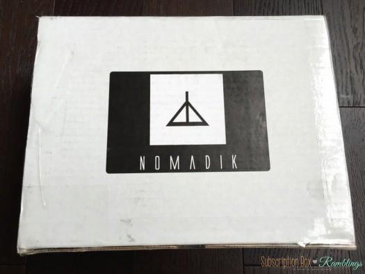 Nomadik May 2019 Subscription Box Review Coupon: Nomadik May 2016 Subscription Box Review + Coupon Code