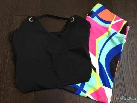 Fabletics Subscription Review – May 2016 + 50% off First Outfit
