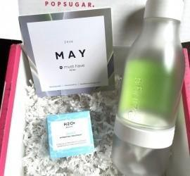 POPSUGAR May 2016 Mini Must Have Box Review