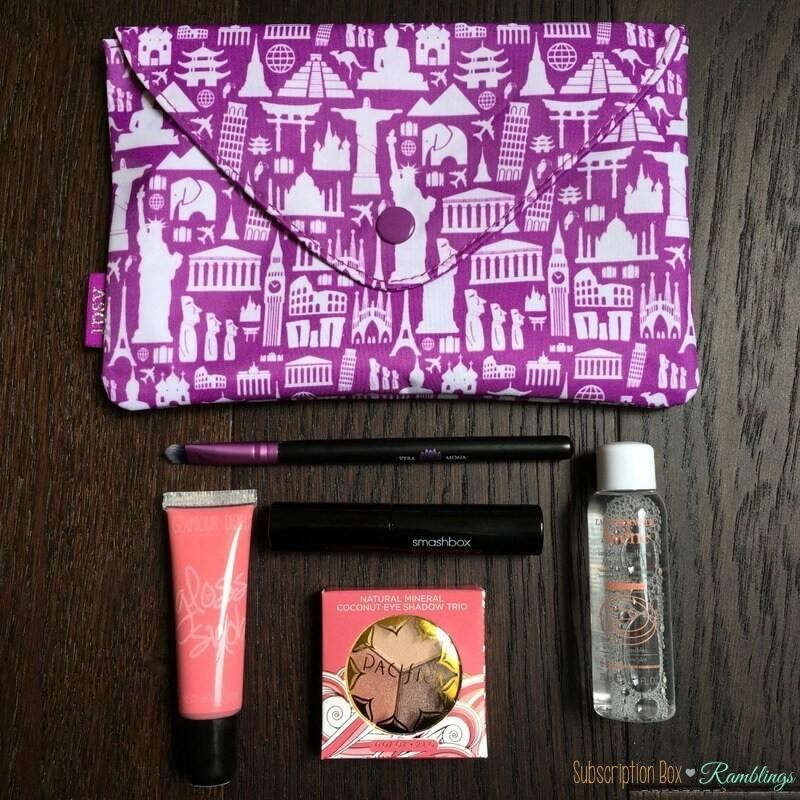 ipsy Subscription Box Review – May 2016