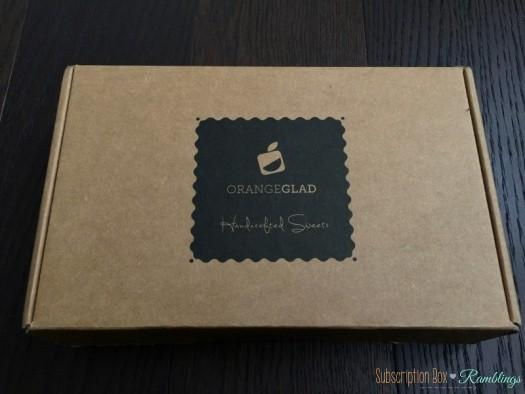 Orange Glad May 2016 Subscription Box Review + Coupon Code