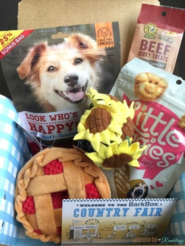 BarkBox Review + Coupon Code – May 2016