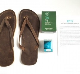 """Bespoke Post June 2016 Subscription Box Review - """"Jetty"""""""
