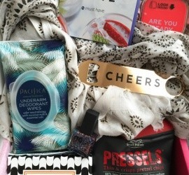 POPSUGAR Must Have Box June 2016 Subscription Box Review + Coupon Code