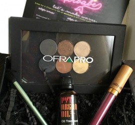 """BOXYCHARM July 2016 Subscription Box Review - """"Modern Merbabe"""""""