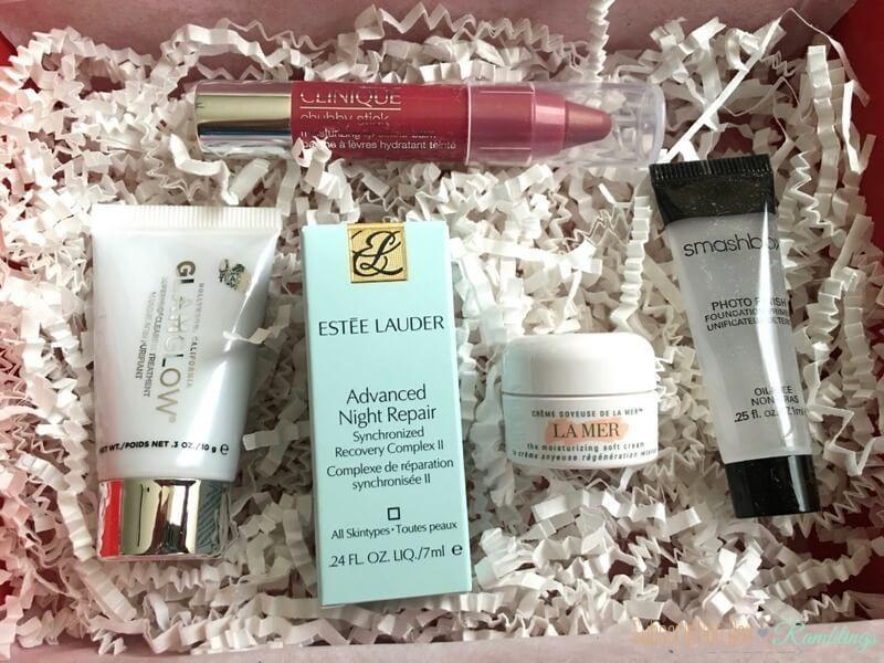 Allure Beauty Box July 2016 Subscription Box Review