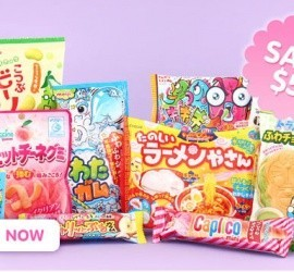 Japan Candy Box - Save $5 Off Your First Box