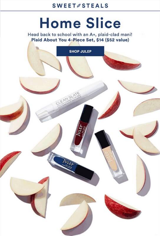 """Julep """"Plaid About You"""" Sweet Steal!"""