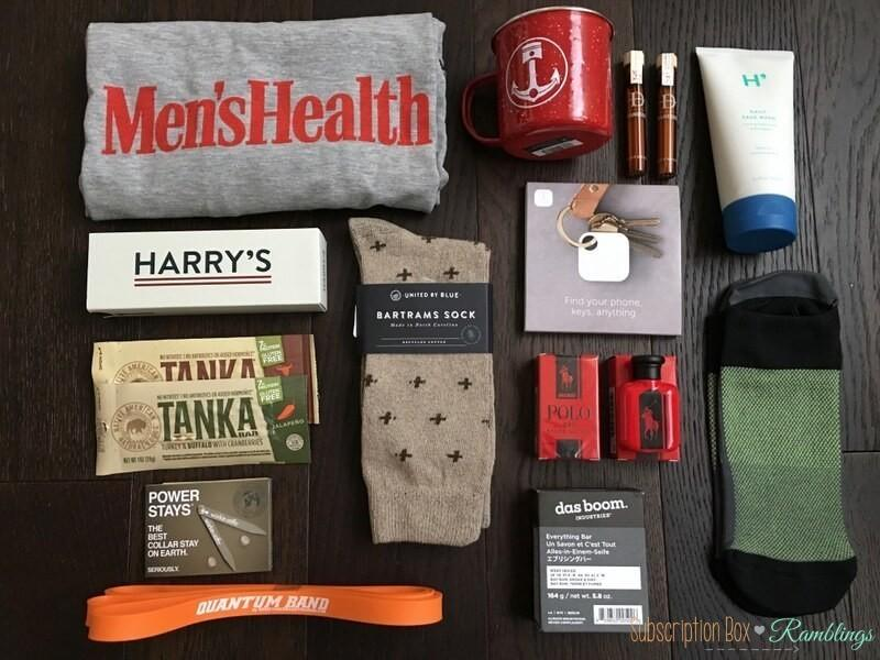 Men's Health Box Coupon Codes