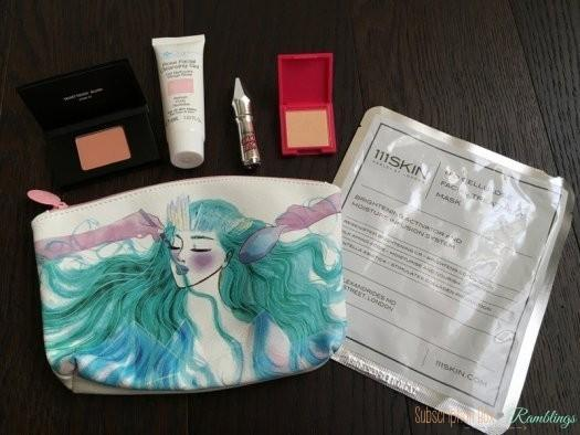 ipsy August 2016 Subscription Box Review