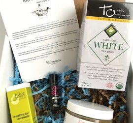Kloverbox August 2016 Subscription Box Review + Coupon Code