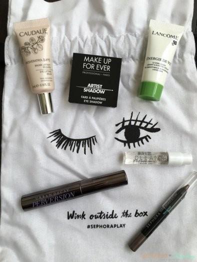 Play! by Sephora Review – August 2016