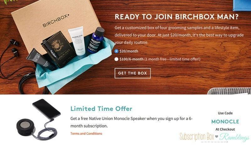monocle subscription promo code