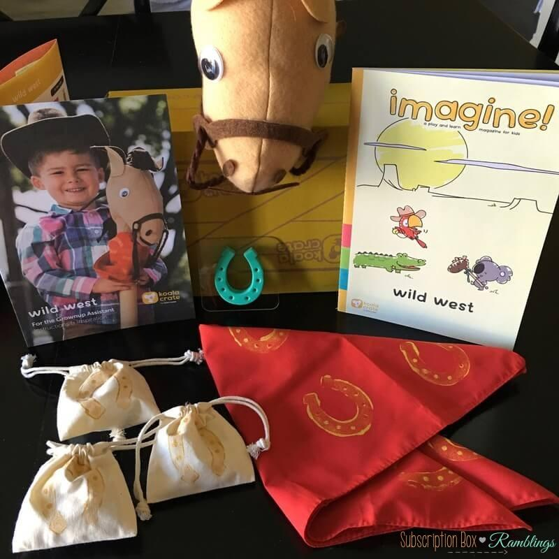 Koala Crate August 2016 Subscription Box Review + Coupon Code