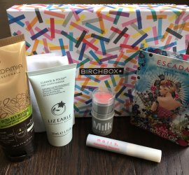Birchbox September 2016 Subscription Box Review + Coupon Codes