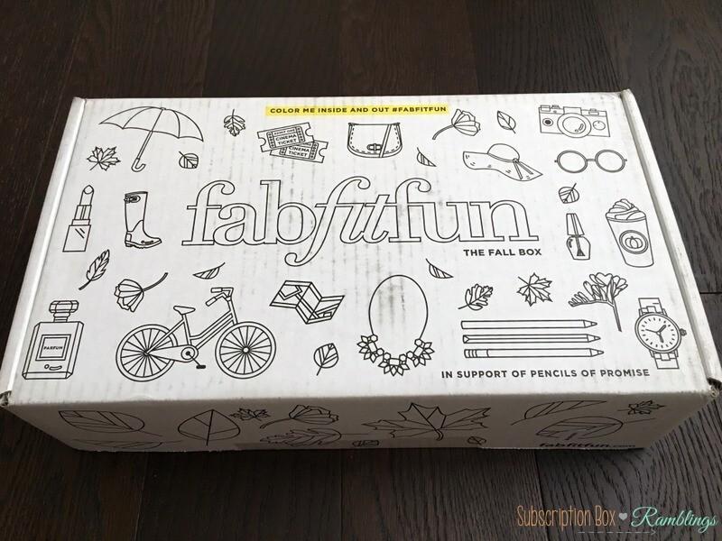 FabFitFun Cyber Monday Sale – $10 Off + Free Gift