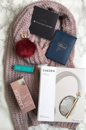 POPSUGAR Must Have Fall 2016 Limited Edition Box Giveaway!!