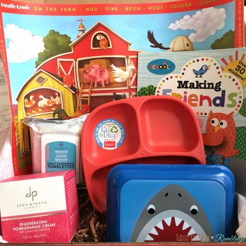 bluum September 2016 Subscription Box Review + Coupon Code