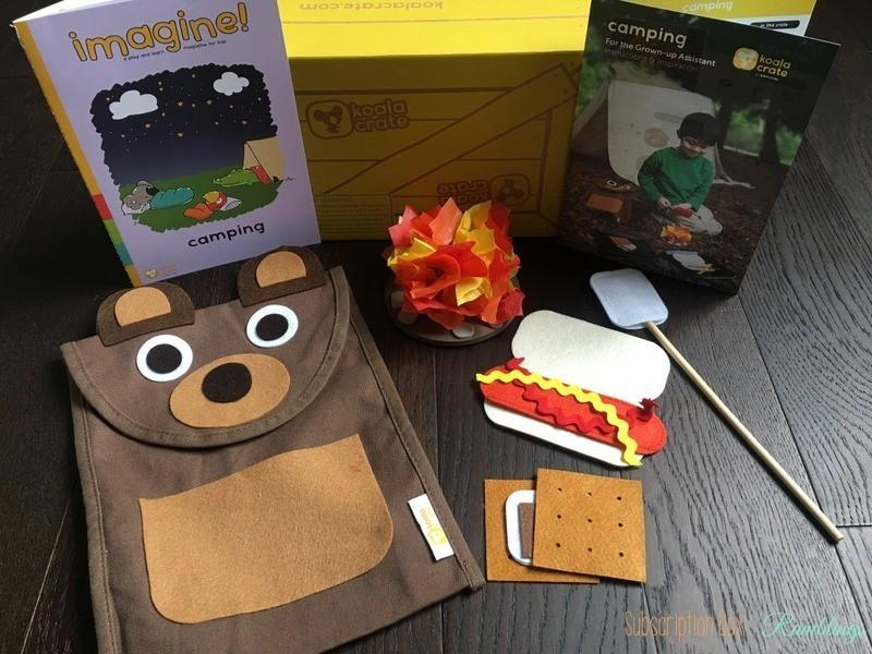 Koala Crate September 2016 Subscription Box Review + Coupon Code