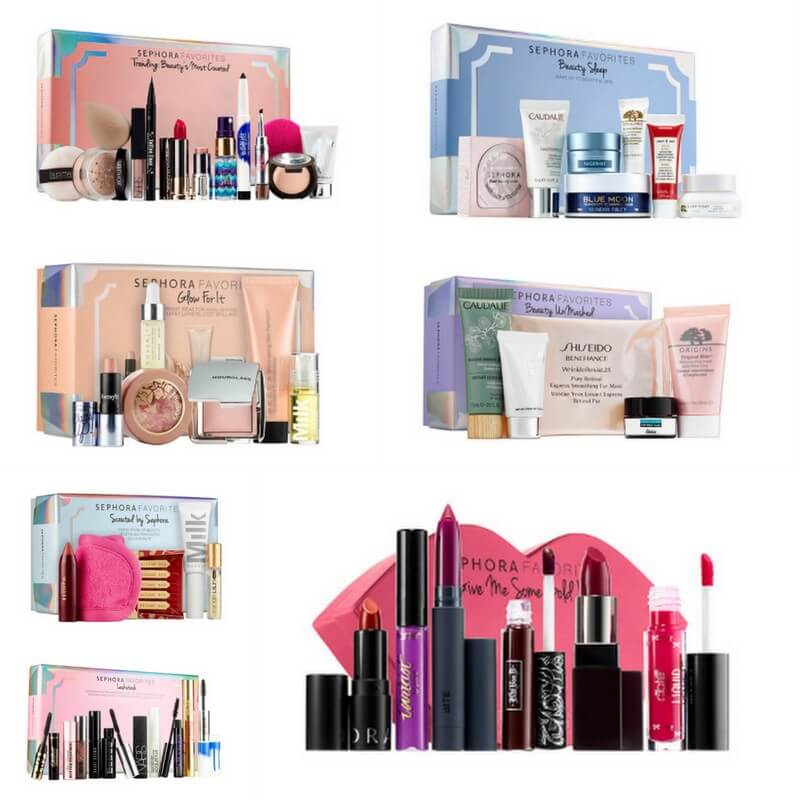 More new Sephora Favorites Sets – On Sale Now!