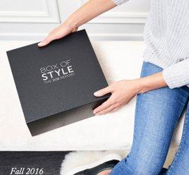 Rachel Zoe Fall 2016 Box of Style - Full Spoilers