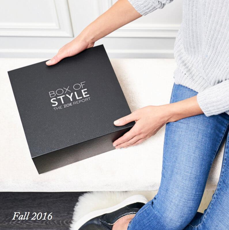 Rachel Zoe Fall 2016 Box of Style Review + Coupon Code
