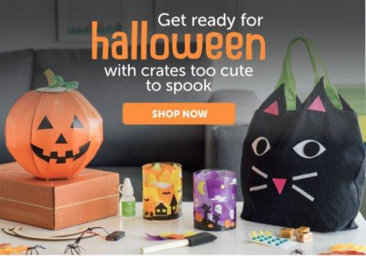 Kiwi Crate Halloween Crates – Now Available!