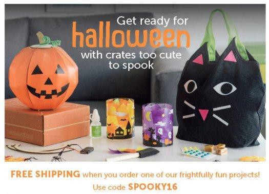 Kiwi Crate - Free Shipping on Halloween Crates
