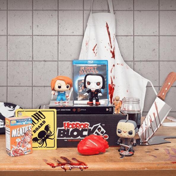 Horror Block March 2017 Spoilers