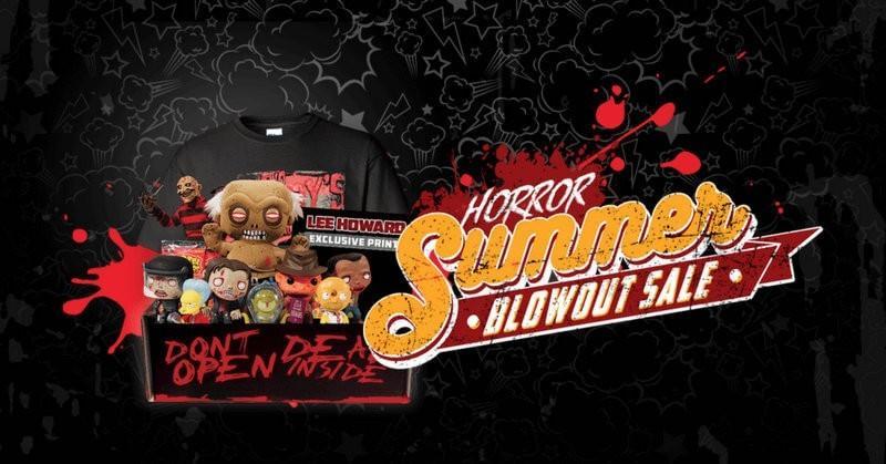 Horror Block Summer Blowout Sale!