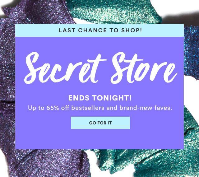 Julep September 2016 Secret Store – Last Call!