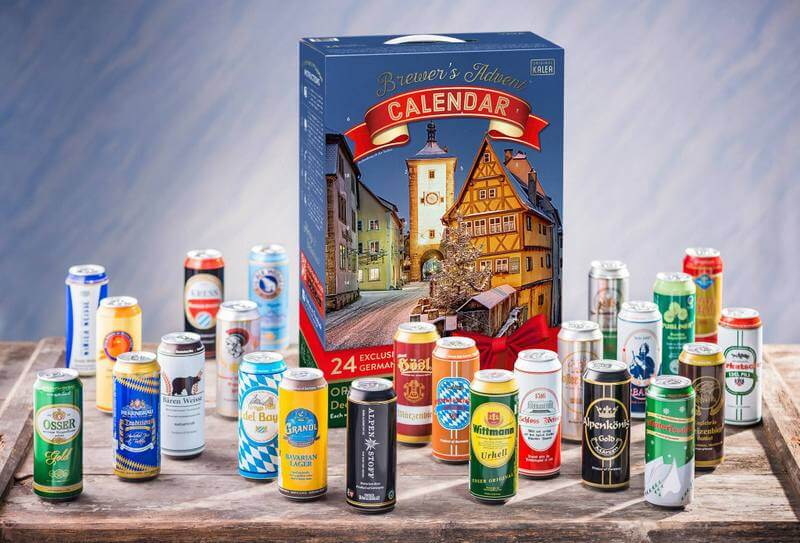 Brewers Advent Calendar Now Available At Costco