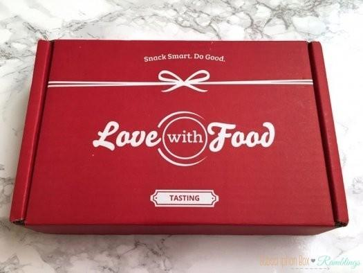 Love With Food December 2016 Theme + Spoilers + Coupon Code