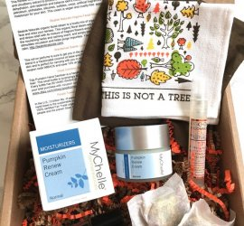 Kloverbox October 2016 Subscription Box Review + Coupon Code