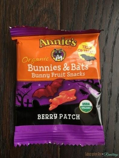 Something Snacks October 2016 Subscription Box Review