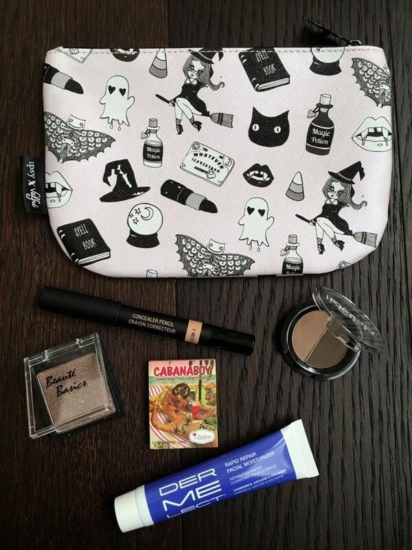 ipsy Review – October 2016