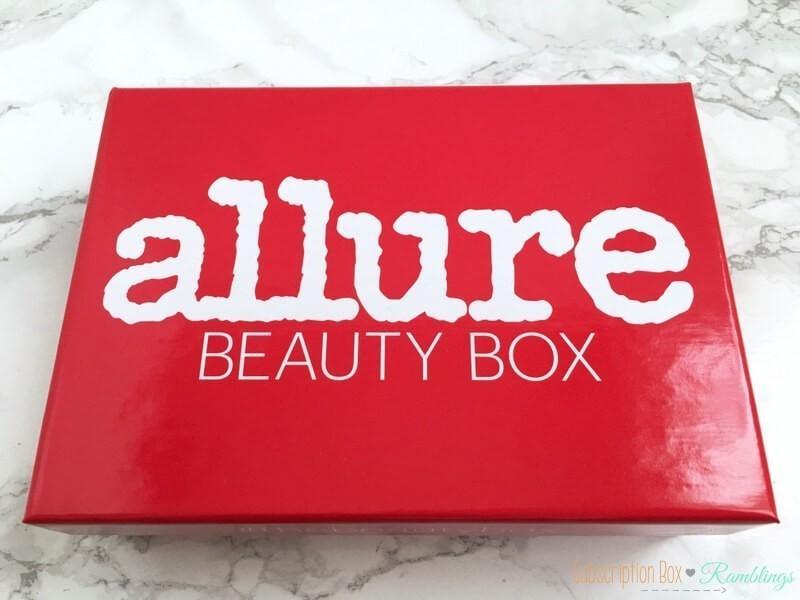Allure Beauty Box December 2016 – Full Spoilers!
