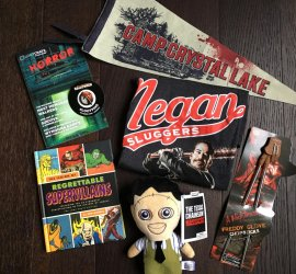 October 2016 Loot Crate Review