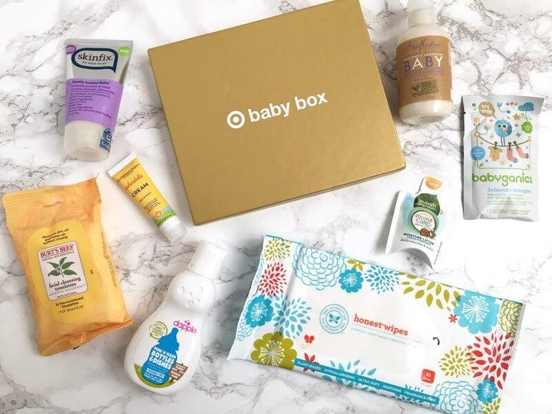 Target Baby Box October 2016 Review